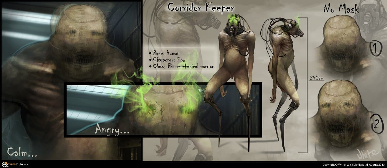 Corridor Keeper