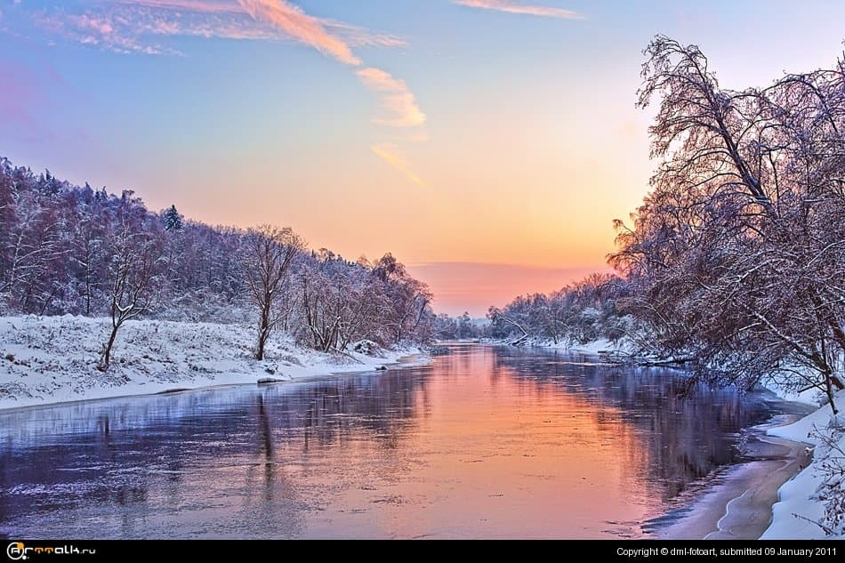 Vanilla River