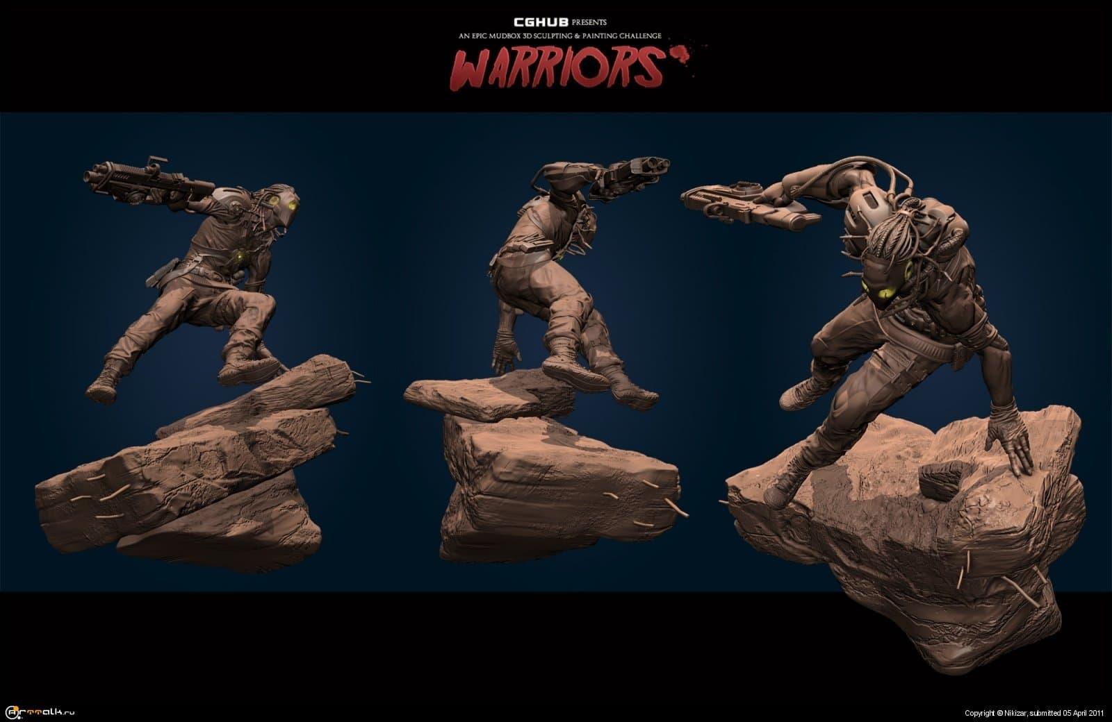 Focus - Street Warrior