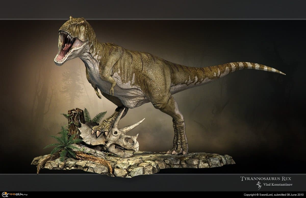 Tyrannosaurus Rex (new Variant)