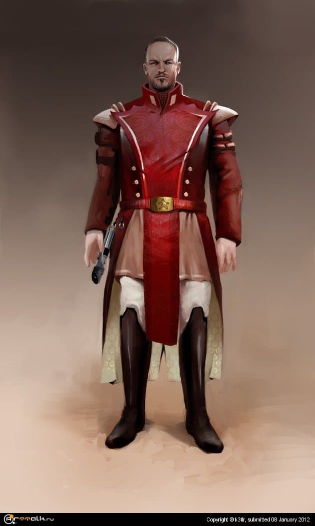 Red General