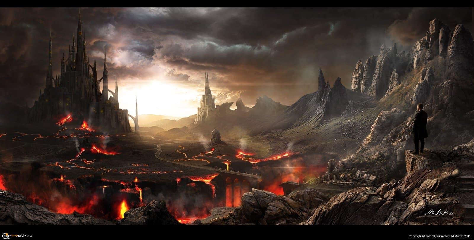Темная земля