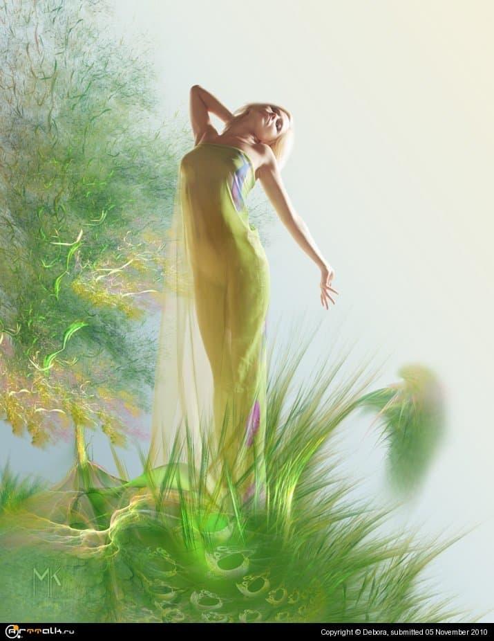 Пробуждение феи