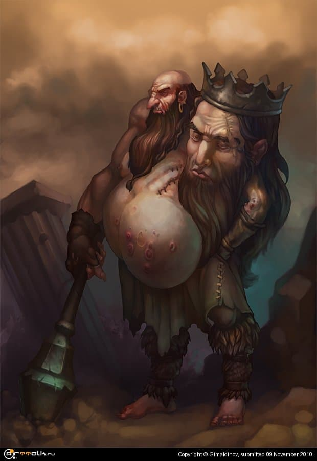 Царь огр