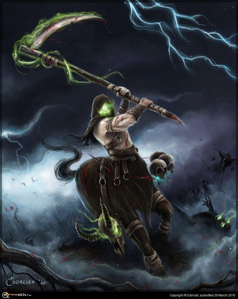 Reaper Of The Battlefield