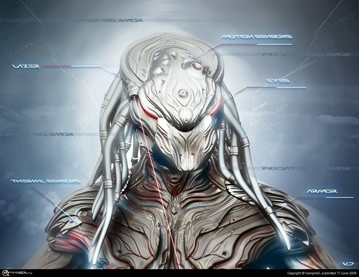 Human Bio Armor(predator)