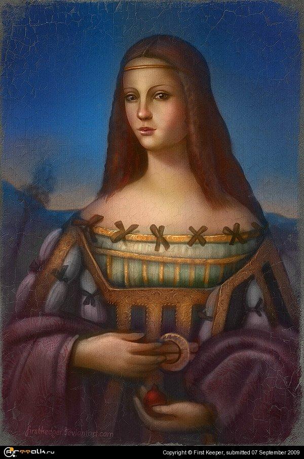 Лукреция Борджиа.