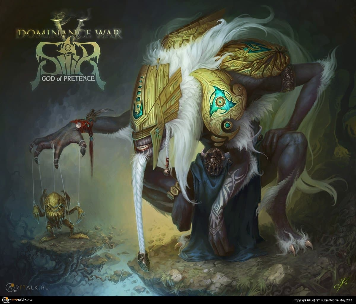 Snir - God Of Pretence