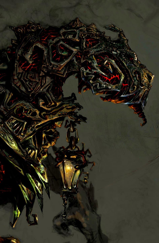 Дракончик(фрагмент)