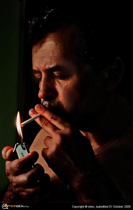 Курить...значит жить....