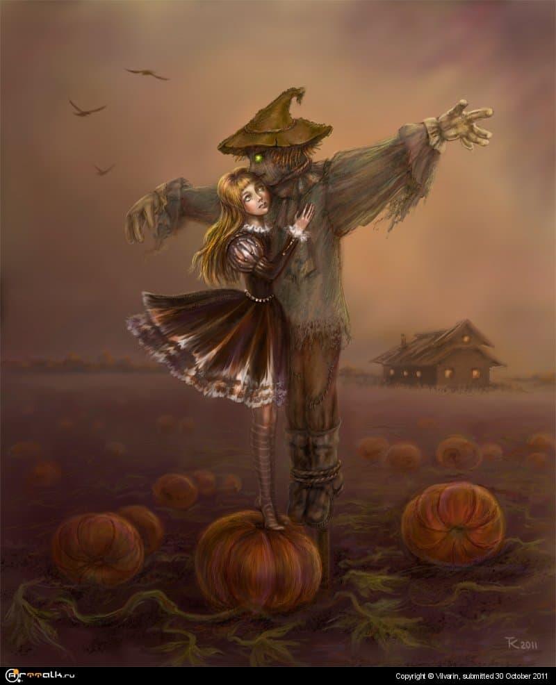 Принц на Хеллоуин