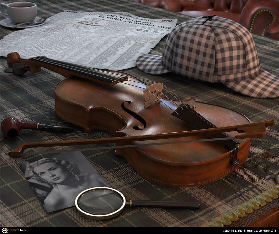 Sherlock''s Violin