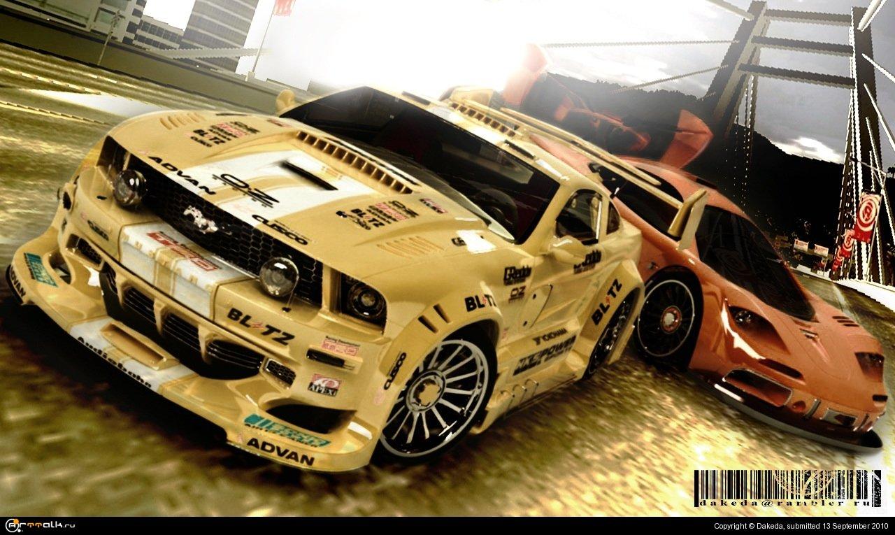 Mustang | Mclaren