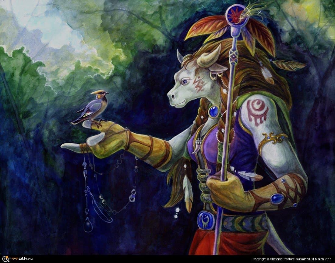 Tauren Druid