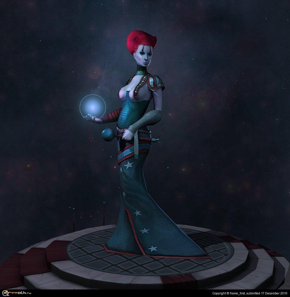 Azure Queen