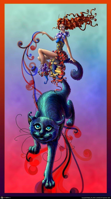 Cat''s Lady