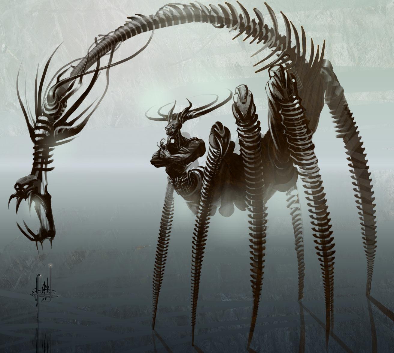 скорпи-минотавр