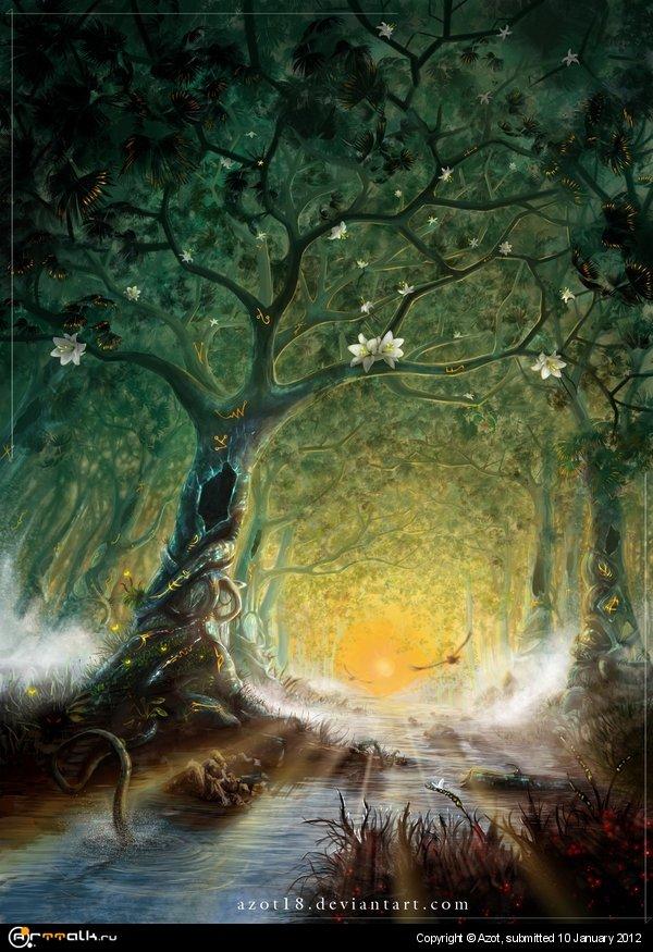Магический лес
