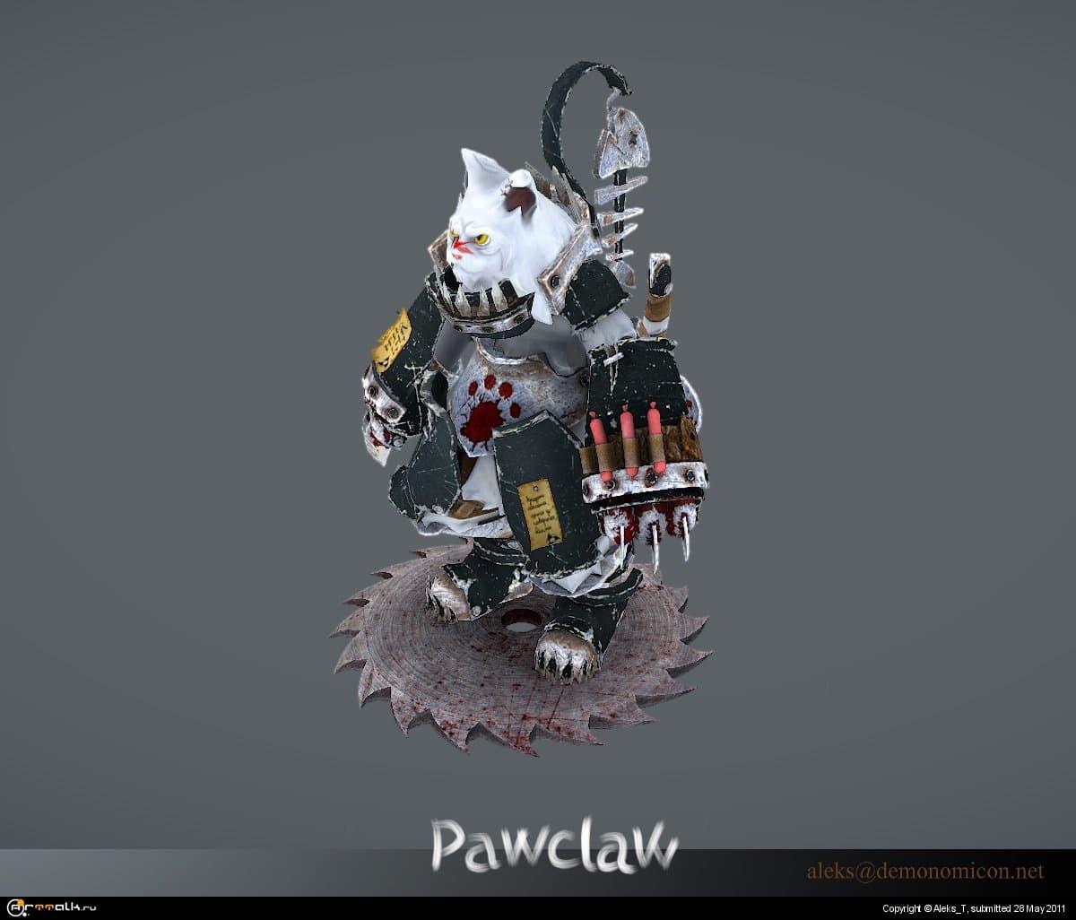 Pawclaw