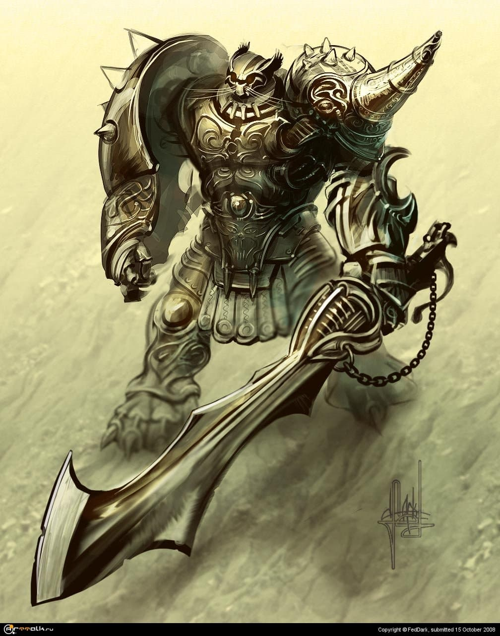 Medium Warrior