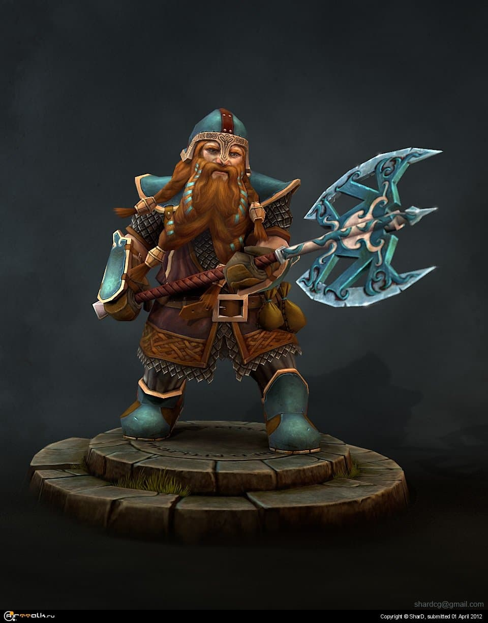 Dwarf (old School)