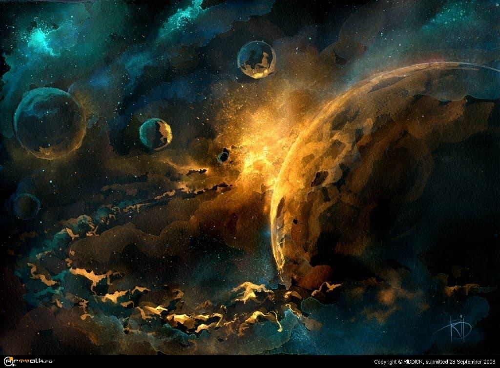 Неизвестный Сатурн
