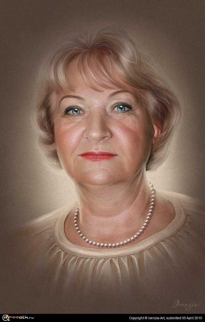 Portrait T.