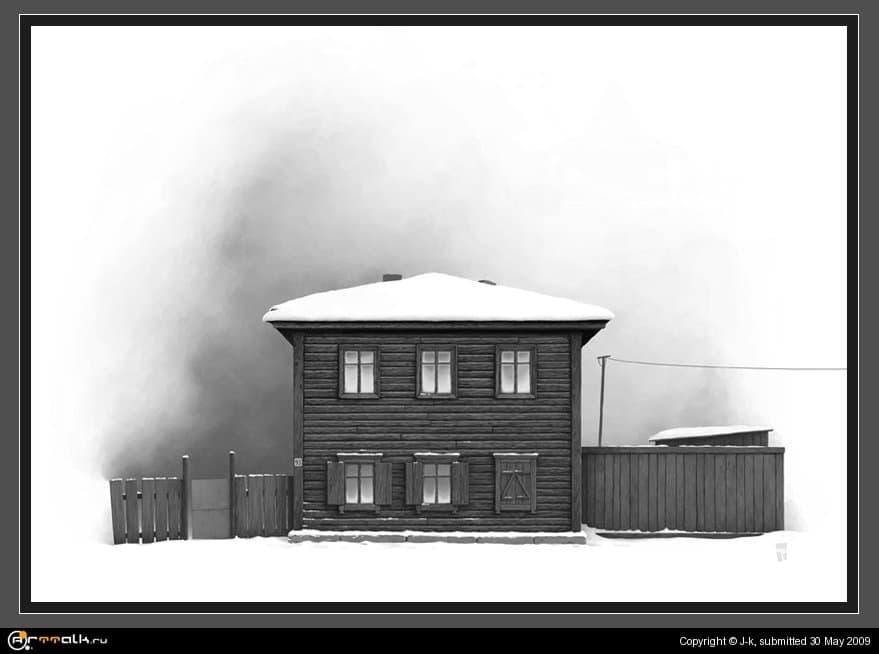 Темный дом