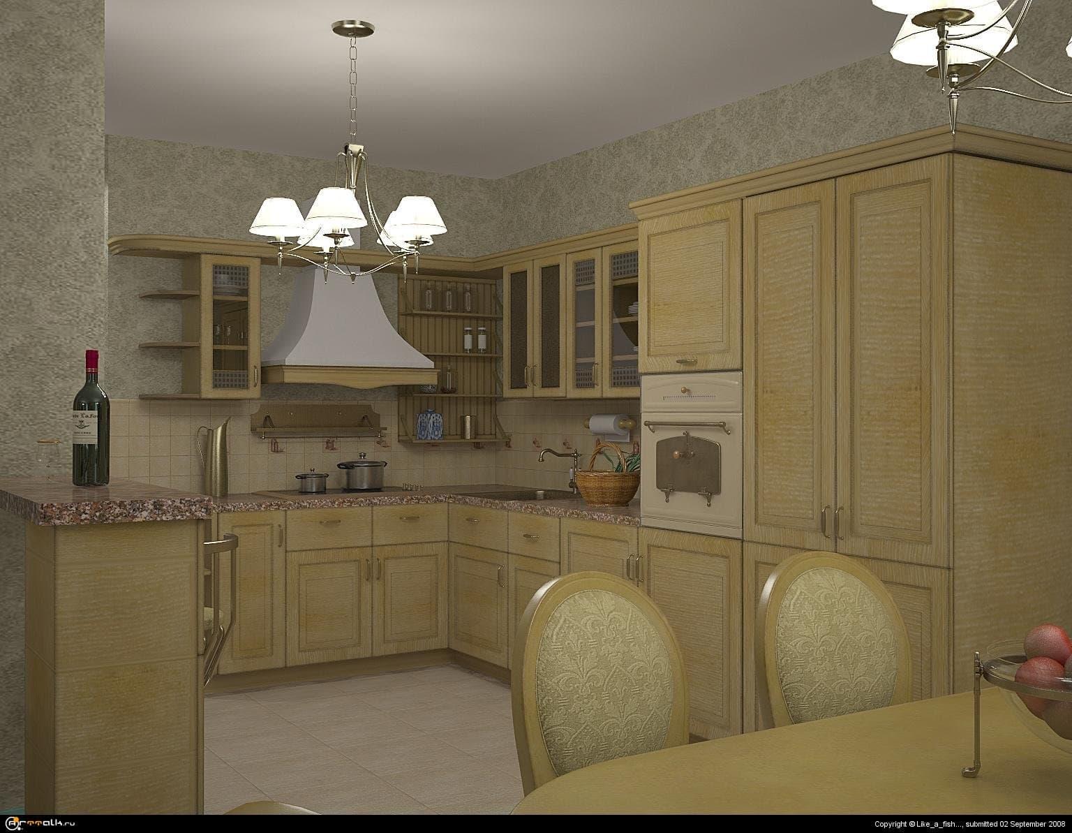 Кухня...
