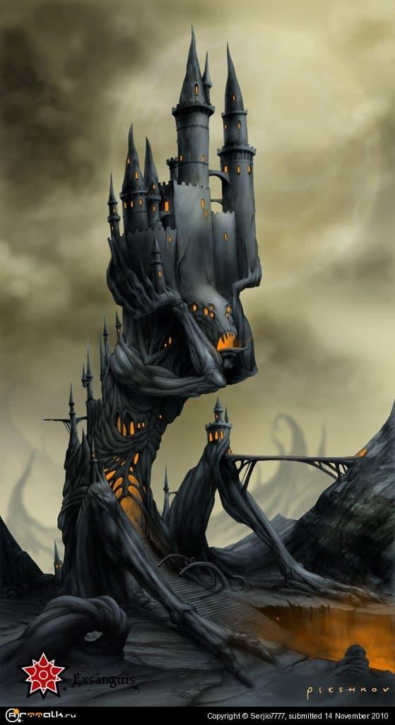Темный замок