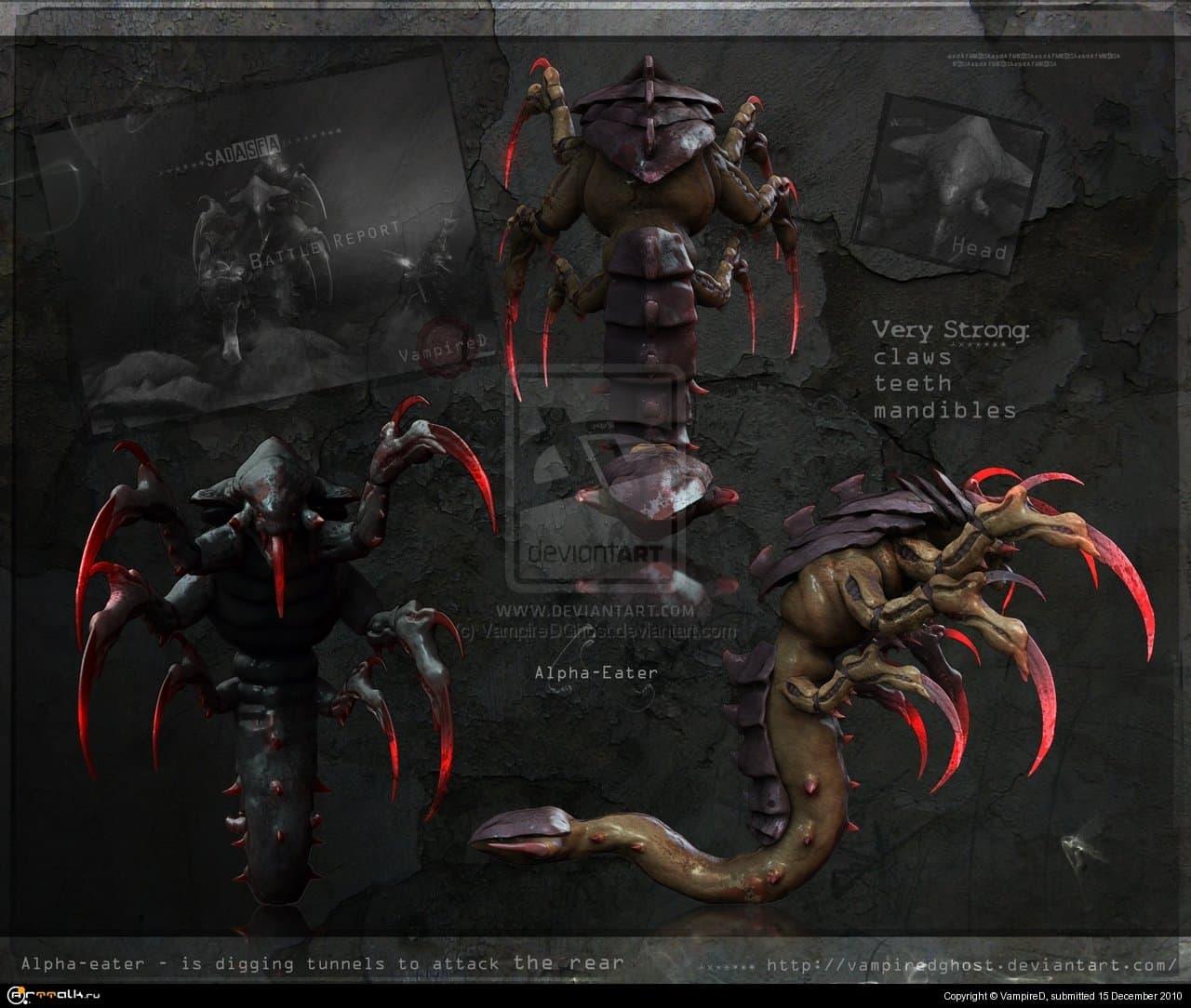 Concept Alpha-eater