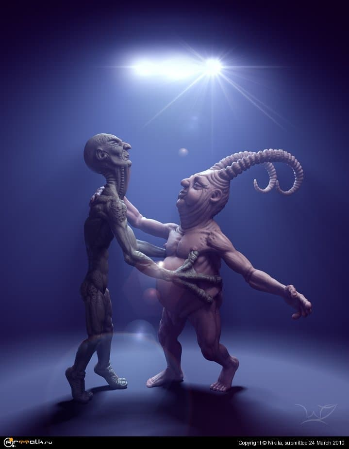 Танцующие демоны