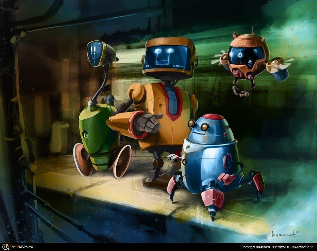 Robots Crew
