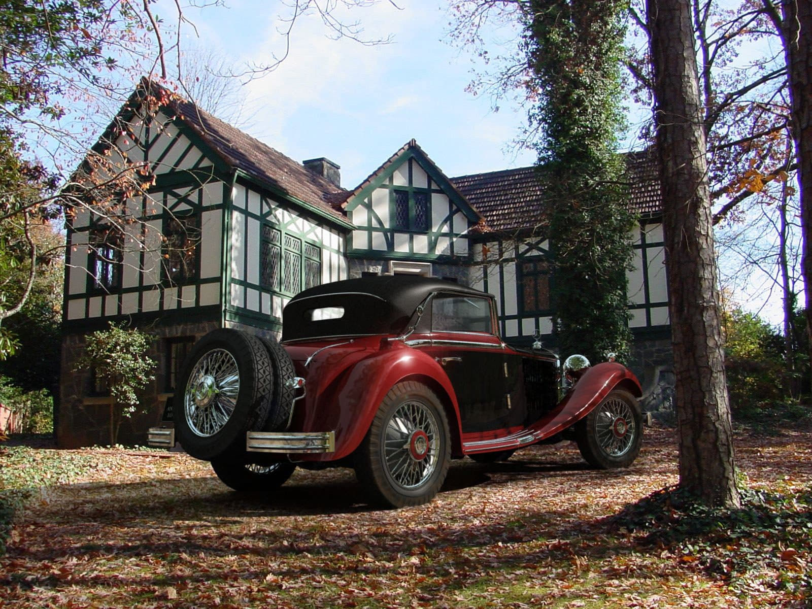 Mercedes-Benz 380K (1934)