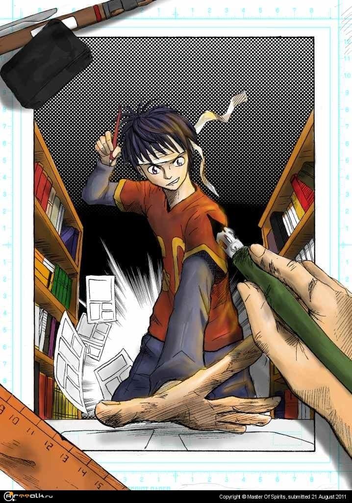 Manga Power!