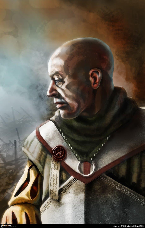 Sigmar Priest. Warhammer.