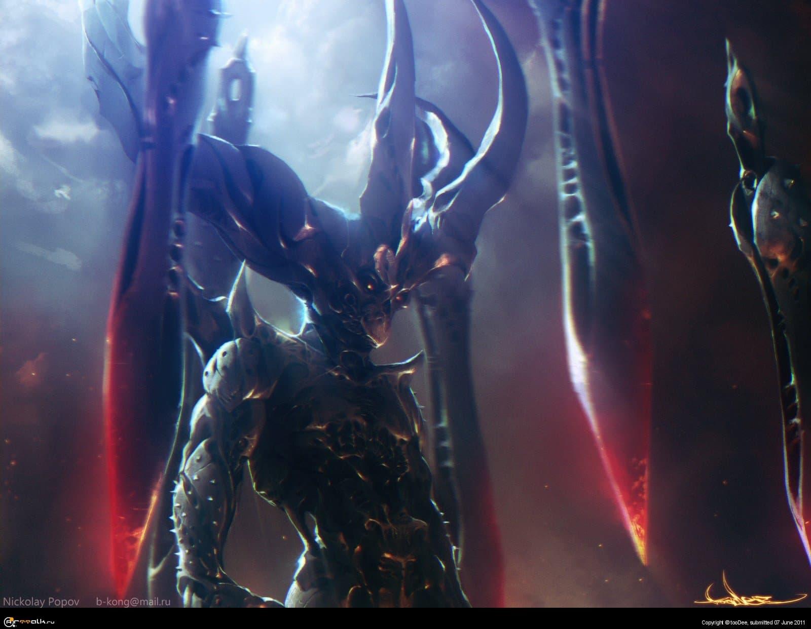 God Of Swords