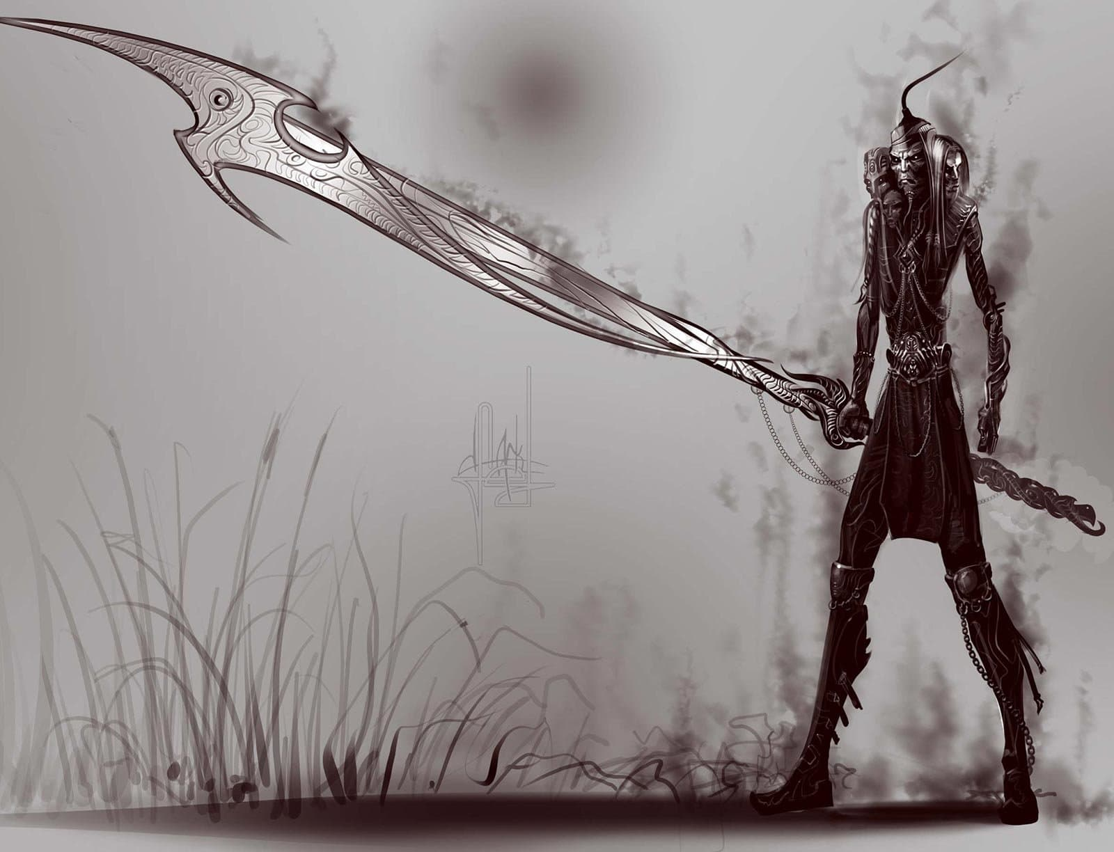 бездушный воин