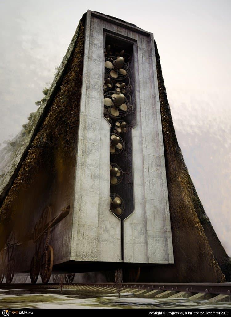 Храм Ветра.