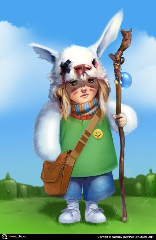 Dead Rabbit Franky Shaman.