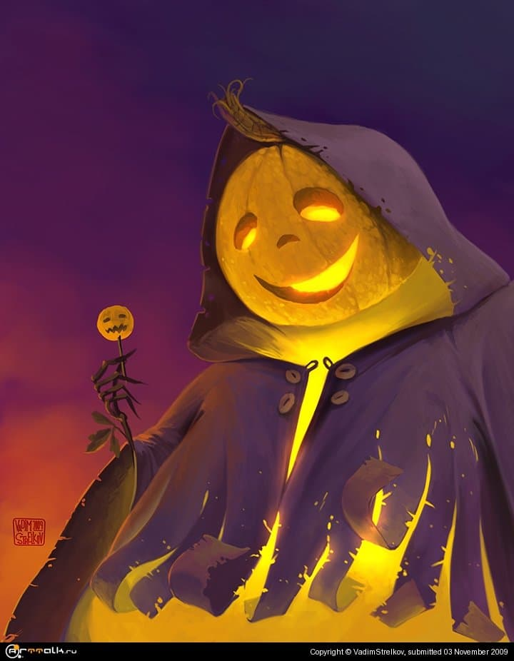 Happy Yelloween =)