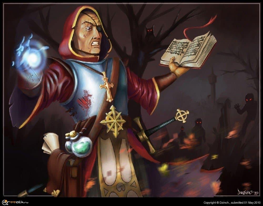 Последний бой Его Преосвятейшества Ламмариуса Кронка