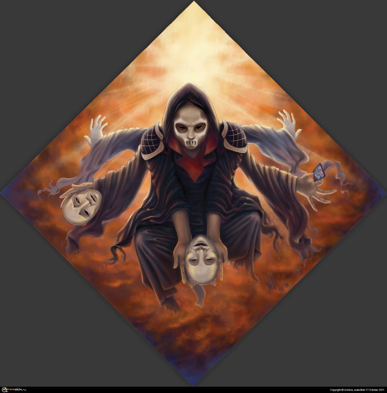 "\""fate\"" - Mask Of Destiny"
