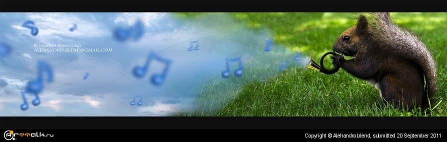 Воздушная мелодия