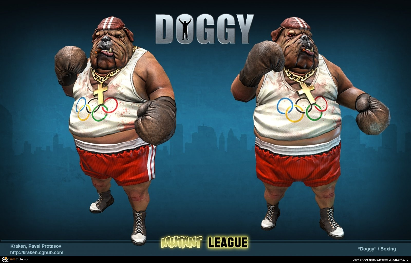 Mutant League Challenge