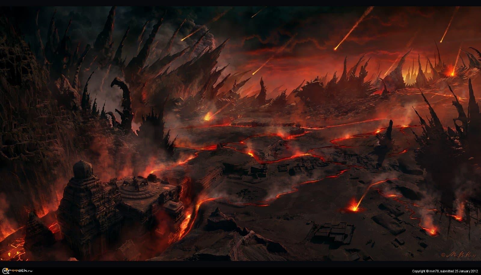 Огненный Флегетос