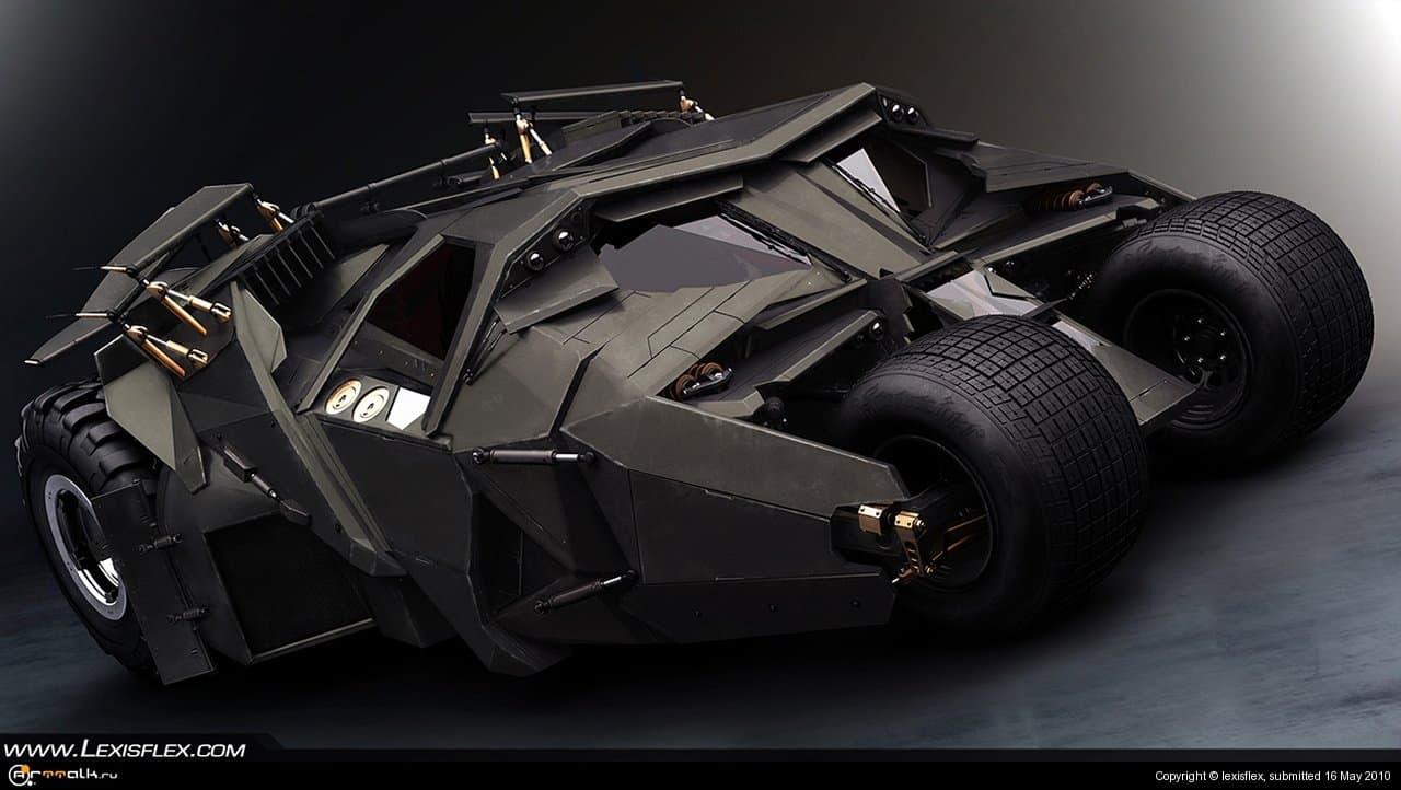 Batmans Tumbler