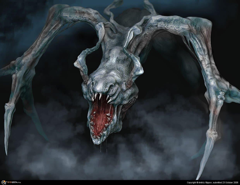 Monster злой