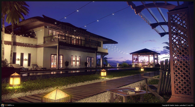 Seashore Villa
