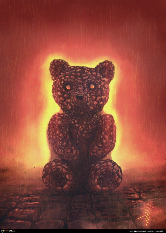 Unusual Bear